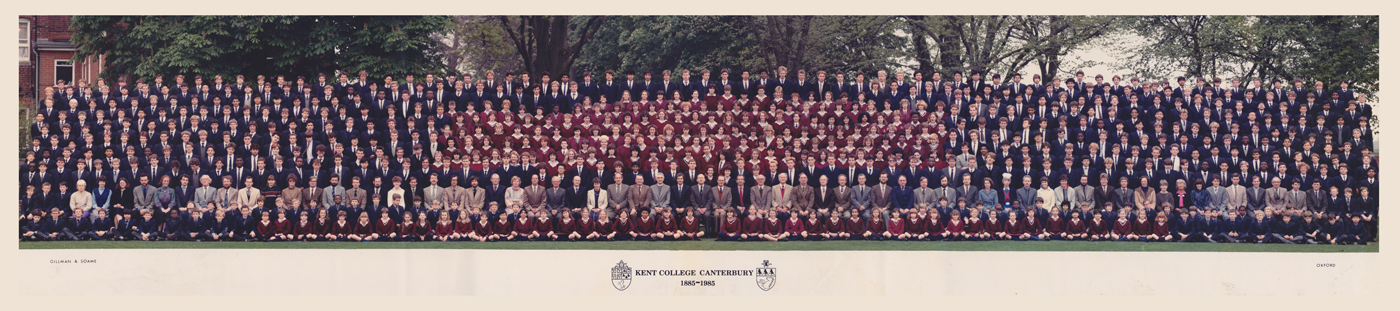 Kent College Canterbury - Class of 1985 - by Steve Stachini