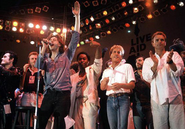 Live Aid 1985 Finale 2 by Steve Stachini JFK247