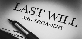 Steve Stachini Last Will And Testament