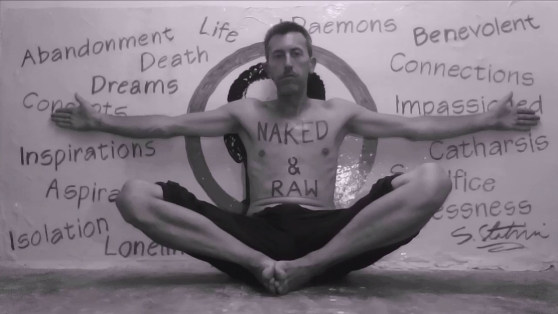 Steve Stachini Naked-and-Raw Book Title Video Image
