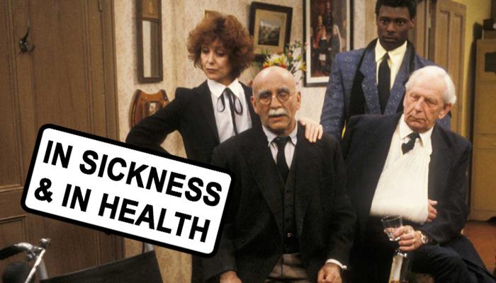 Steve Stachini Media In Sickness And In Health