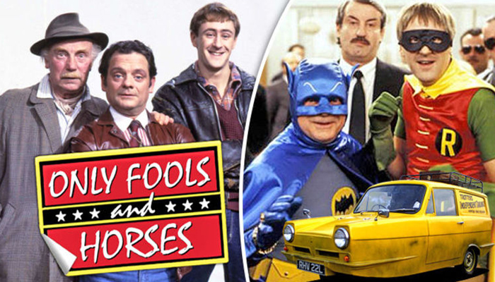 Steve Stachini Media Only Fools And Horses