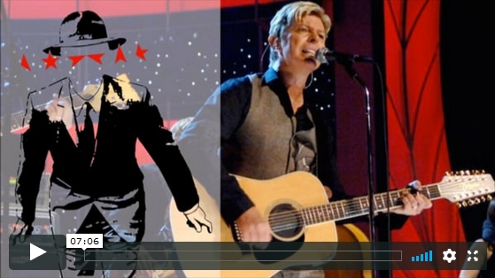 Steve Stachini CV Wake Up To A Bowie Wrap Video
