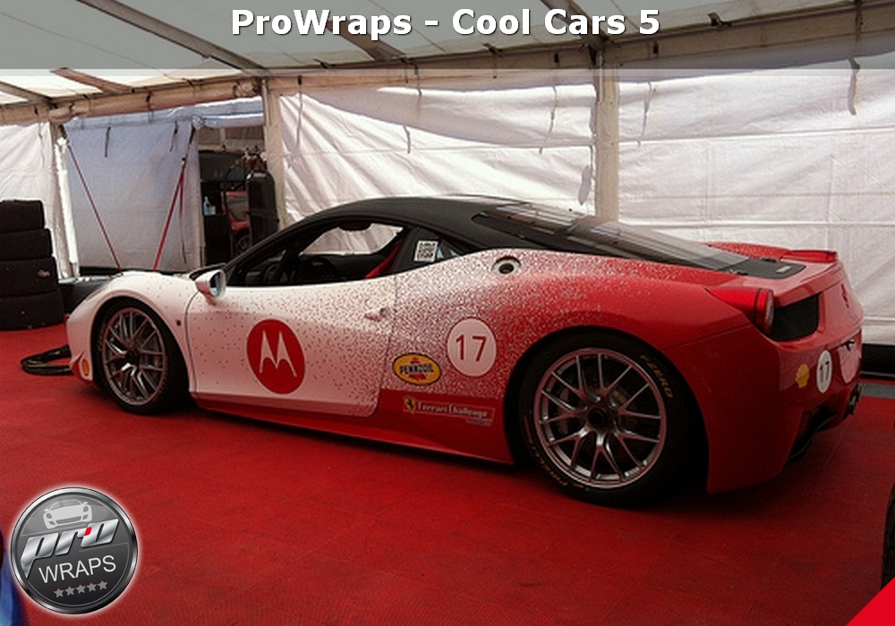 ProWraps Yacht Wraps Full Print Cool Cars - Cool car tags