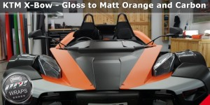 ProWraps - KTM X-Bow - Gloss to Matt Orange and Carbon-_18