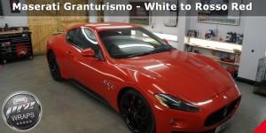 ProWraps - Maserati Granturismo - White to Rosso Red-_41