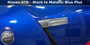 ProWraps - Nissan GTR - Black to Metallic Blue Plus-_52