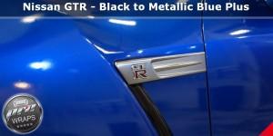 ProWraps - Nissan GTR - Black to Metallic Blue Plus-_52