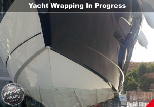 Yacht Wrapping In Progress (314)